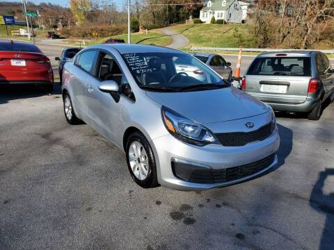 2017 Kia Rio for sale at DISCOUNT AUTO SALES in Johnson City TN