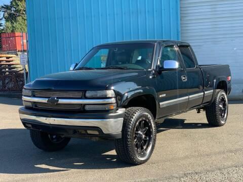 1999 Chevrolet Silverado 1500 for sale at South Tacoma Motors Inc in Tacoma WA