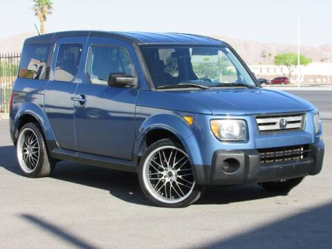 2007 Honda Element for sale at Best Auto Buy in Las Vegas NV