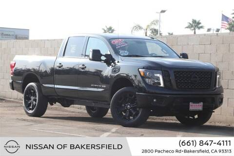 2019 Nissan Titan XD for sale at Nissan of Bakersfield in Bakersfield CA