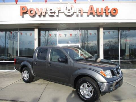 2008 Nissan Frontier for sale at Power On Auto LLC in Monroe NC