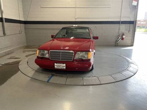 1995 Mercedes-Benz E-Class for sale at Luxury Car Outlet in West Chicago IL