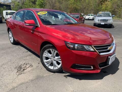 2014 Chevrolet Impala for sale at Bob Karl's Sales & Service in Troy NY
