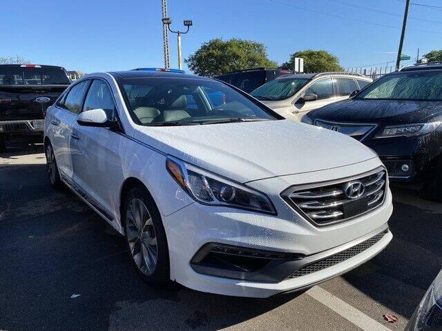 2017 Hyundai Sonata for sale at SOUTHFIELD QUALITY CARS in Detroit MI