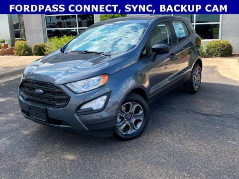 2020 Ford EcoSport for sale at STANLEY FORD ANDREWS in Andrews TX
