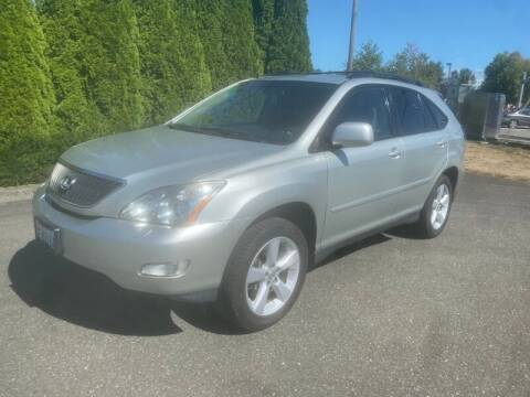 2007 Lexus RX 350 for sale at MILLENNIUM MOTORS INC in Monroe WA
