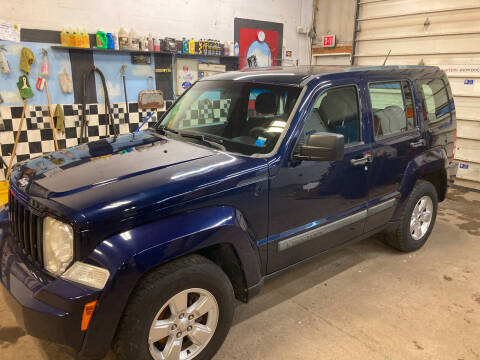 2012 Jeep Liberty for sale at Ogden Auto Sales LLC in Spencerport NY