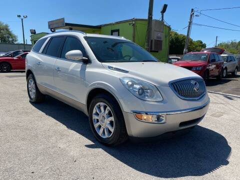 2012 Buick Enclave for sale at Marvin Motors in Kissimmee FL