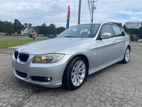 2011 BMW 3 Series for sale at CVC AUTO SALES in Durham NC