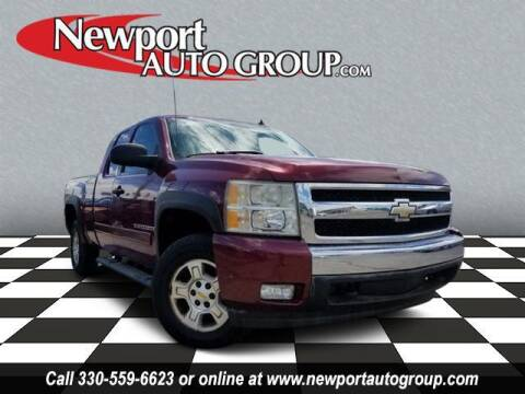 2008 Chevrolet Silverado 1500 for sale at Newport Auto Group in Austintown OH