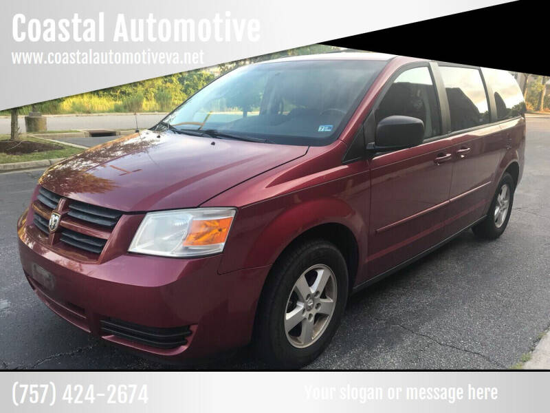 2010 Dodge Grand Caravan for sale at Coastal Automotive in Virginia Beach VA
