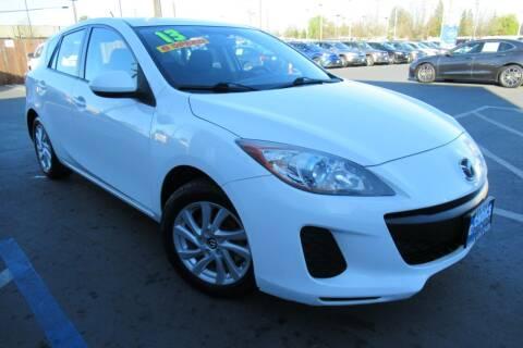 2013 Mazda MAZDA3 for sale at Choice Auto & Truck in Sacramento CA
