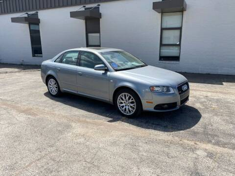 2008 Audi A4 for sale at Shooters Auto Sales in Fort Worth TX