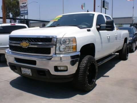 2012 Chevrolet Silverado 3500HD for sale at Williams Auto Mart Inc in Pacoima CA