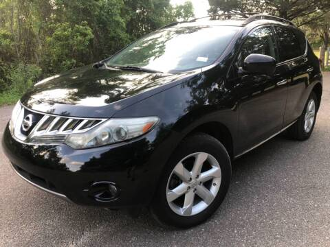 2010 Nissan Murano for sale at Next Autogas Auto Sales in Jacksonville FL