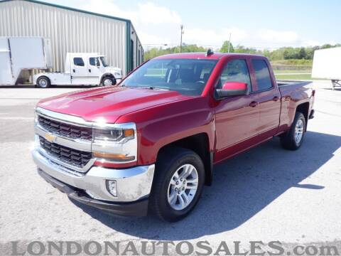 2019 Chevrolet Silverado 1500 LD for sale at London Auto Sales LLC in London KY