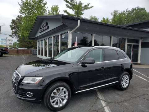 2014 Audi Q5 for sale at Prestige Pre - Owned Motors in New Windsor NY
