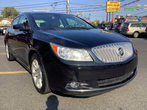 2010 Buick LaCrosse for sale at Active Auto Sales in Hatboro PA