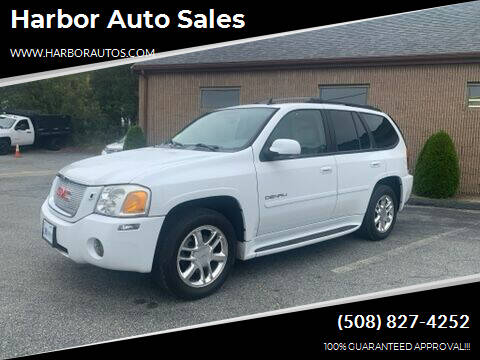 2007 GMC Envoy for sale at Harbor Auto Sales in Hyannis MA