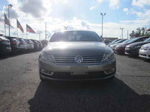 2013 Volkswagen CC for sale at T & D Motor Company in Bethany OK