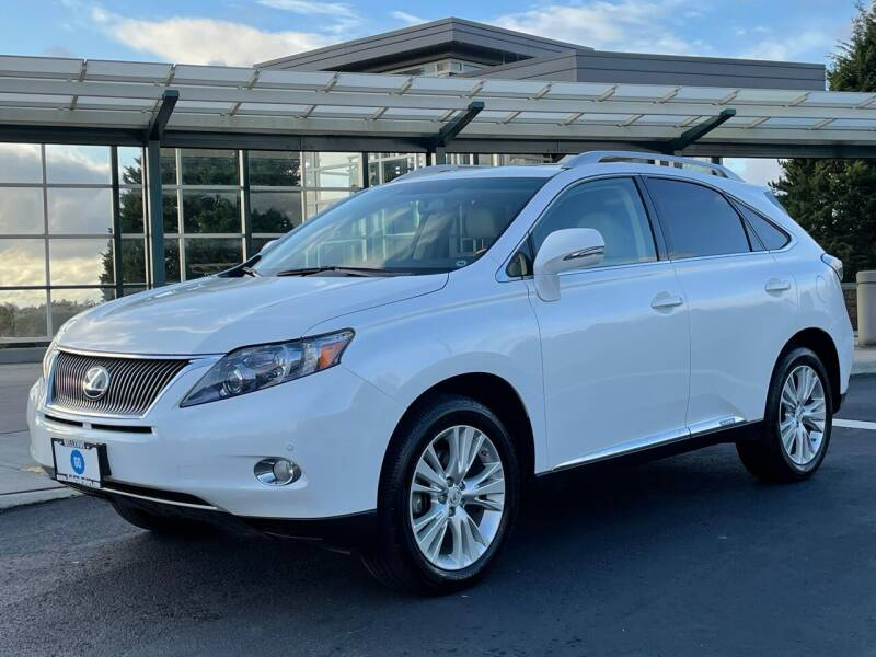2011 Lexus RX 450h for sale at GO AUTO BROKERS in Bellevue WA