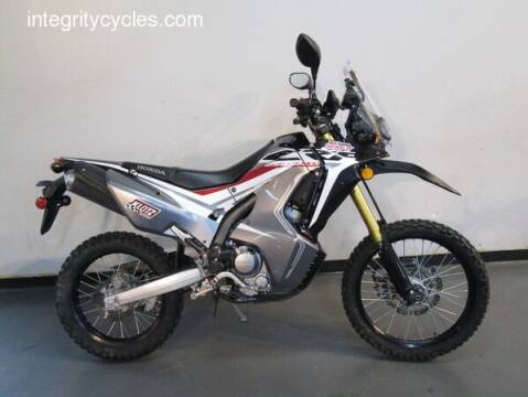 2018 Honda CRF 250RL RALLY for sale at INTEGRITY CYCLES LLC in Columbus OH
