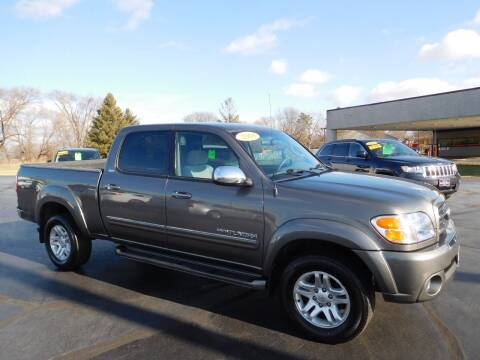 2004 Toyota Tundra for sale at North State Motors in Belvidere IL