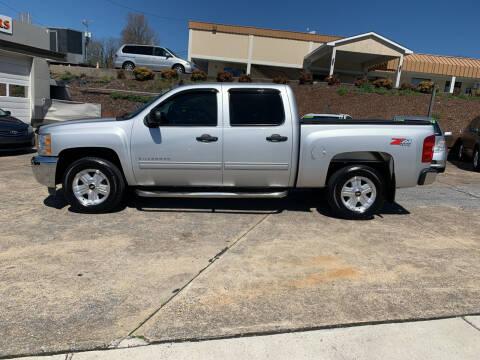 2013 Chevrolet Silverado 1500 for sale at State Line Motors in Bristol VA