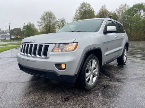2011 Jeep Grand Cherokee for sale at TKP Auto Sales in Eastlake OH