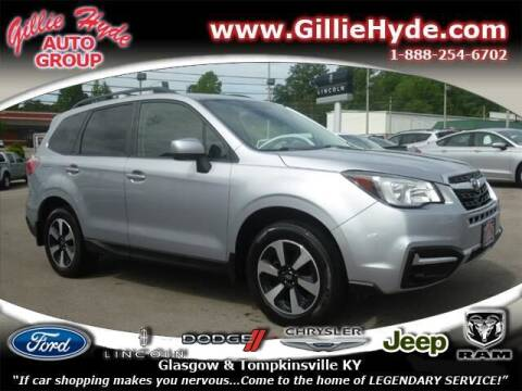2017 Subaru Forester for sale at Gillie Hyde Auto Group in Glasgow KY