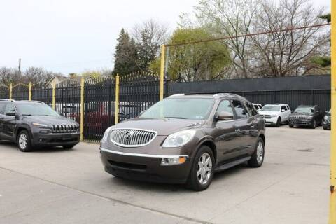 2008 Buick Enclave for sale at F & M AUTO SALES in Detroit MI