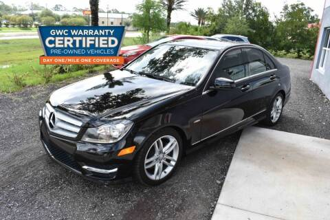 2012 Mercedes-Benz C-Class for sale at All About Price in Bunnell FL