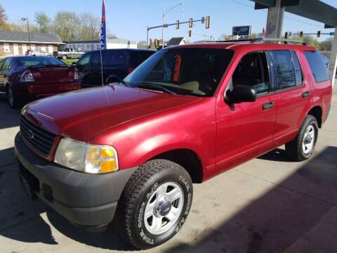 2003 Ford Explorer for sale at Springfield Select Autos in Springfield IL