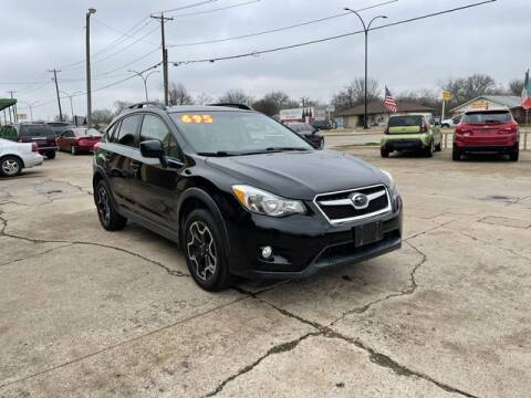 2013 Subaru XV Crosstrek for sale at The Kar Store in Arlington TX