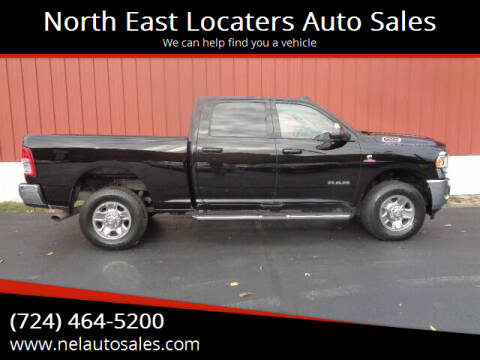 2020 RAM Ram Pickup 2500 for sale at North East Locaters Auto Sales in Indiana PA