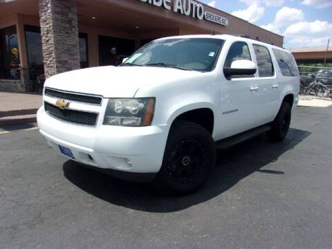 2012 Chevrolet Suburban for sale at Lakeside Auto Brokers in Colorado Springs CO