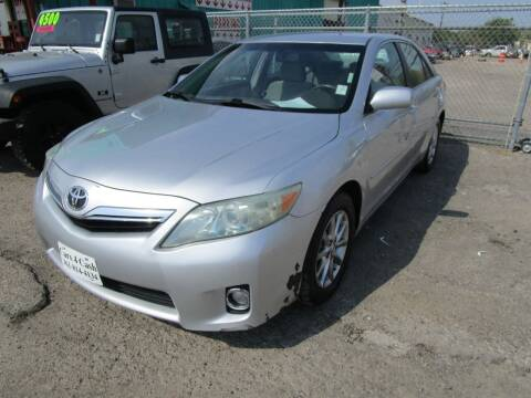 2011 Toyota Camry Hybrid for sale at Cars 4 Cash in Corpus Christi TX