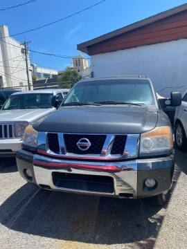 2010 Nissan Titan for sale at E-Z Pay Used Cars in McAlester OK