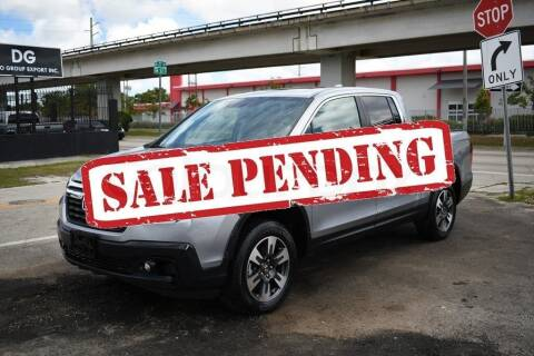 2019 Honda Ridgeline for sale at STS Automotive - Miami, FL in Miami FL