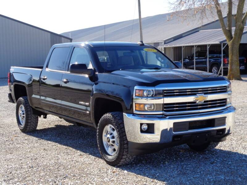 2017 Chevrolet Silverado 2500HD for sale at Burkholder Truck Sales LLC (Edina) in Edina MO