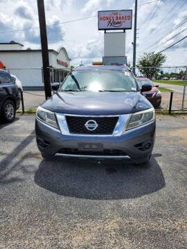 2013 Nissan Pathfinder for sale at Dependable Auto Sales in Montgomery AL