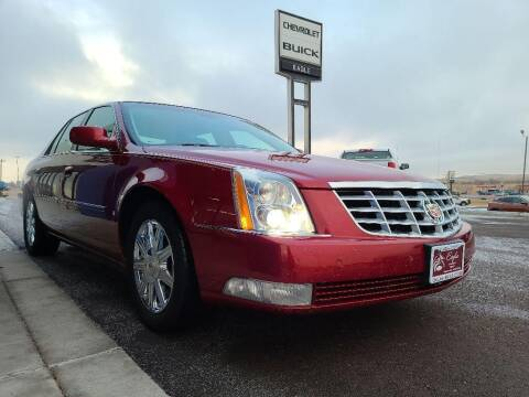 2008 Cadillac DTS for sale at Tommy's Car Lot in Chadron NE