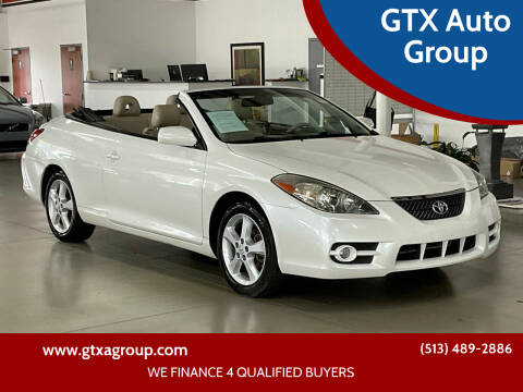 2008 Toyota Camry Solara for sale at UNCARRO in West Chester OH