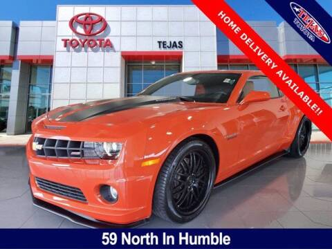 2011 Chevrolet Camaro for sale at TEJAS TOYOTA in Humble TX