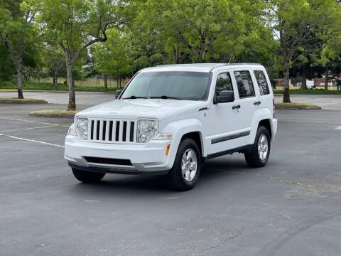 2011 Jeep Liberty for sale at H&W Auto Sales in Lakewood WA