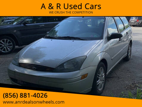 2003 Ford Focus for sale at A & R Used Cars in Clayton NJ