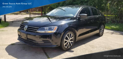 2016 Volkswagen Jetta for sale at Green Source Auto Group LLC in Houston TX