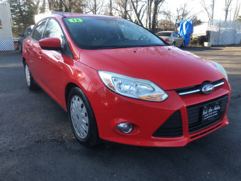 2012 Ford Focus for sale at PARK AVENUE AUTOS in Collingswood NJ