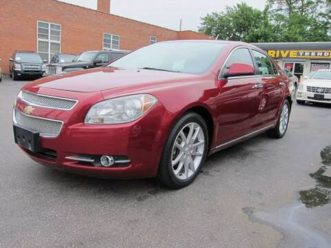 2011 Chevrolet Malibu for sale at DRIVE TREND in Cleveland OH