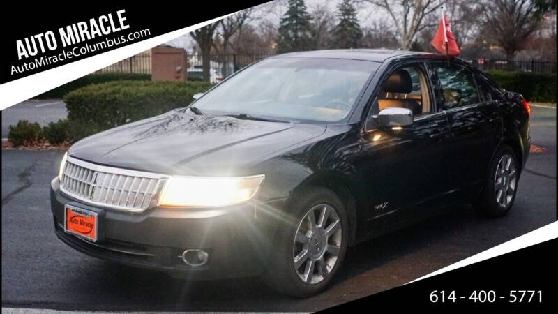 2008 Lincoln MKZ for sale at Auto Miracle in Columbus OH